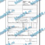 CMR 6 слоёв – международная товарно-транспортная накладная